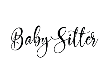 Baby Sitter Text Image