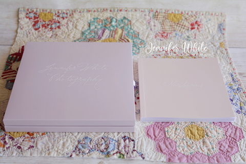 Custom Designed Baby Album 1